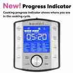 Duo Evo Plus 8L 10-in-1 Multi Pressure Cooker