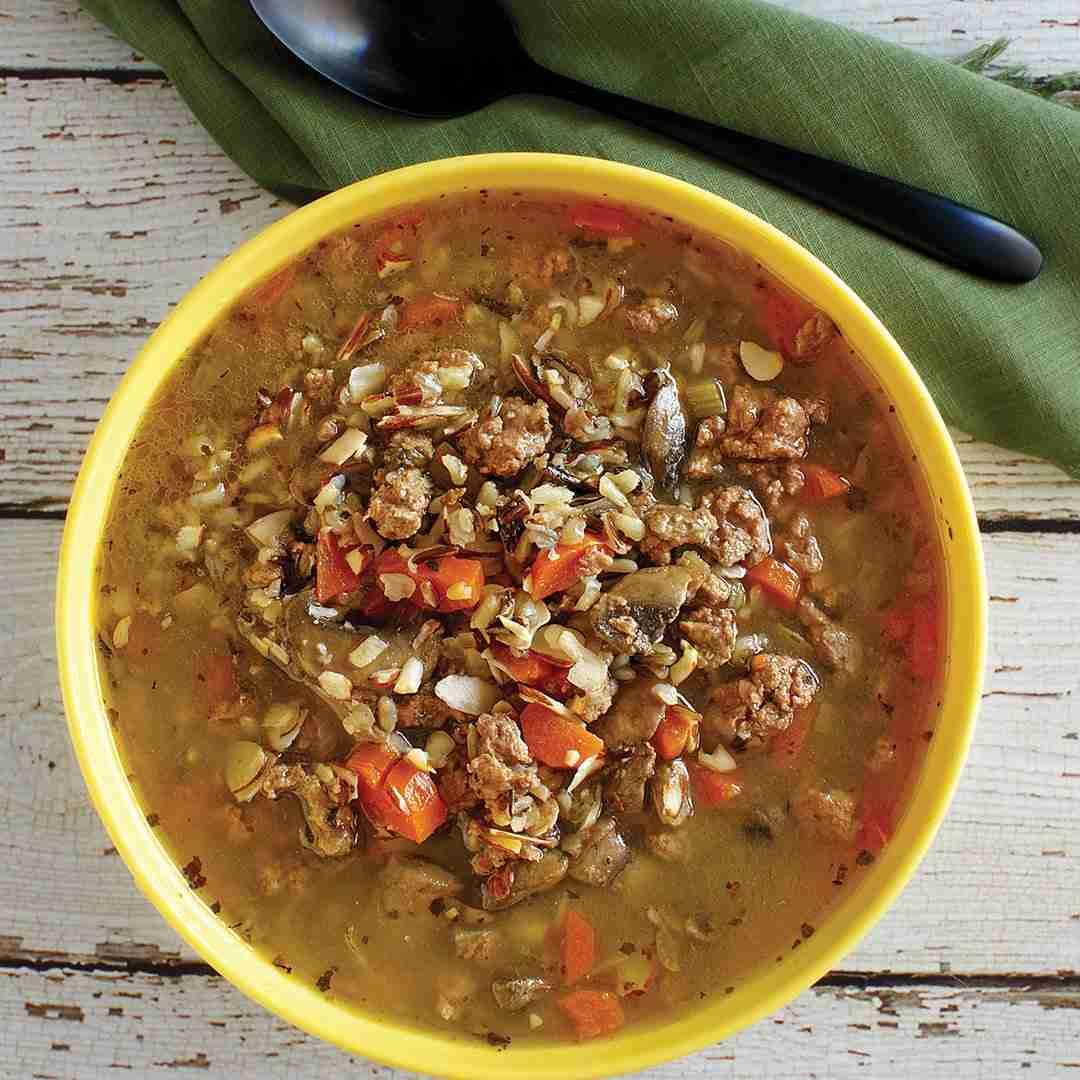 Turkey-and-Wild-Rice-Stew