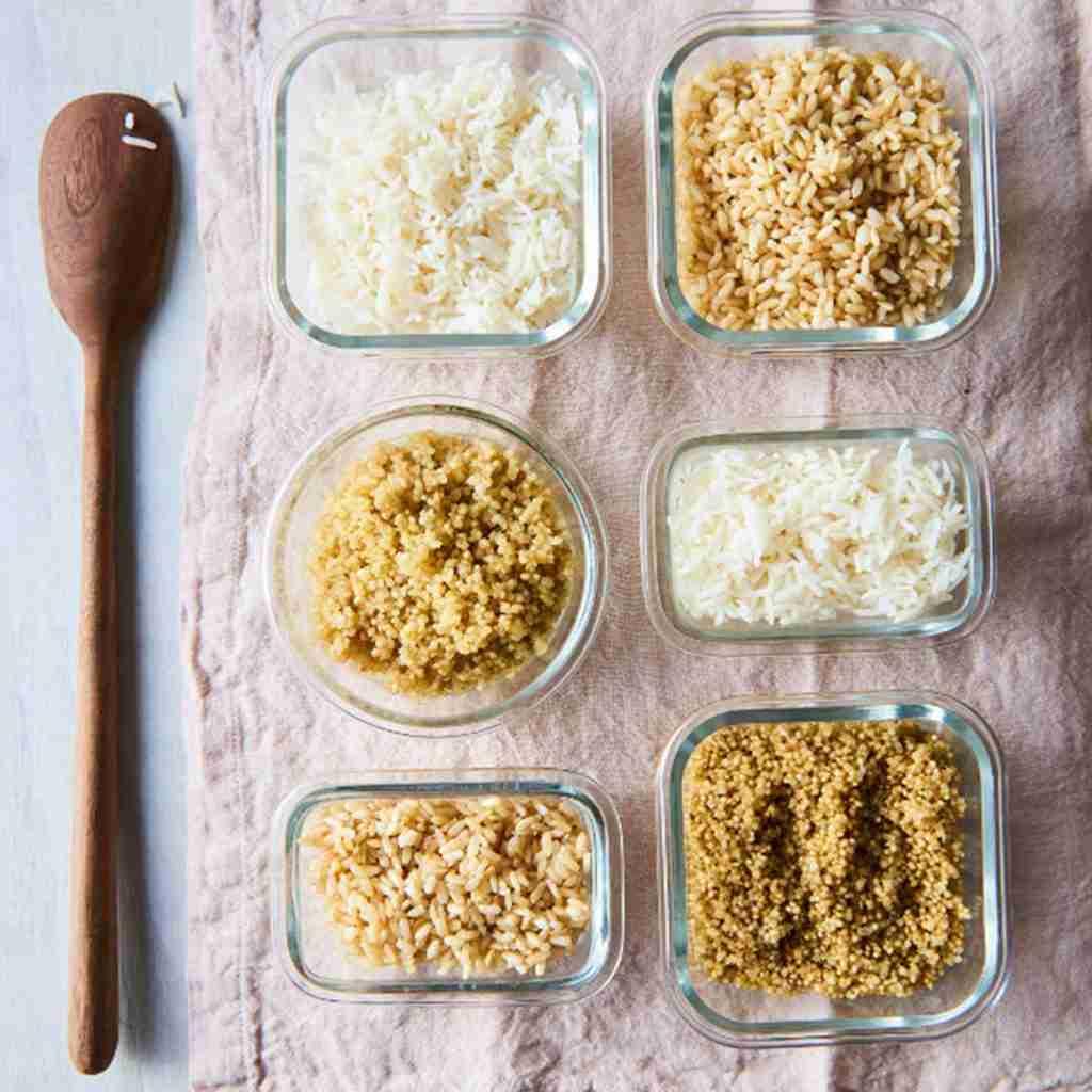 Basmati Rice white