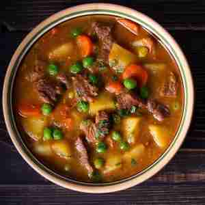 Base beef stew