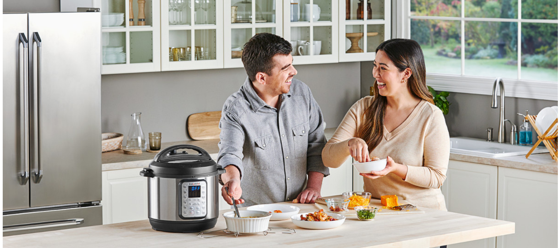 Spring cleaning your Instant appliances
