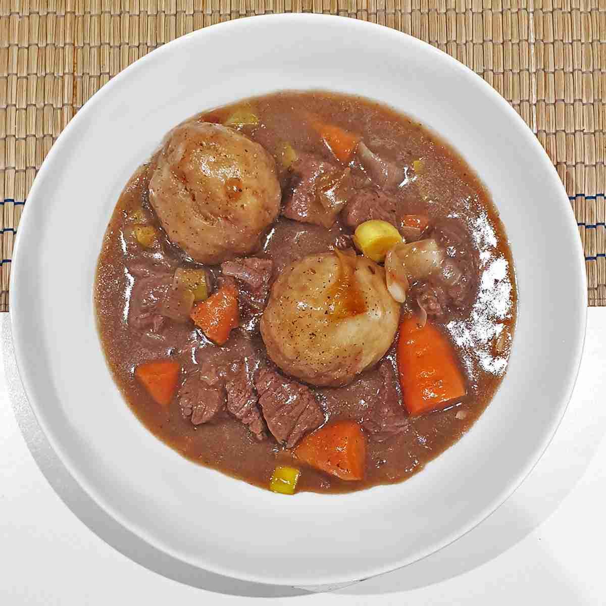 slow cook stew Tom Hixson