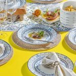 Corelle Vitrelle Portofino Soup and Cereal Bowls 16oz (473ml) 6-Piece
