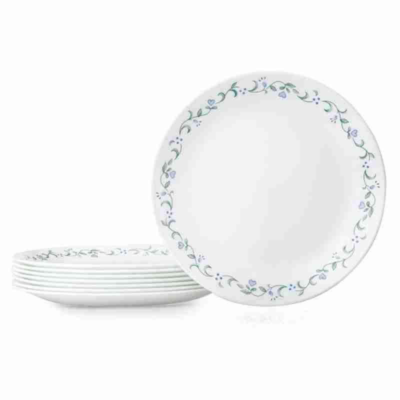 Corelle Vitrelle Country Cottage Dinner Plates 26cm 8-Piece