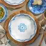 Corelle Vitrelle Lisbon Terrace Dinner Plates 26cm 6-Piece