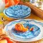 Corelle Vitrelle Lisbon Terrace Appetizer Plates 17cm 6-Piece