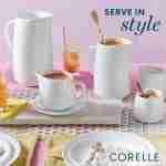 Corelle Porcelain Pitcher (1.4L)