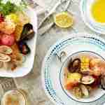Corelle Vitrelle Ocean Blues Dinnerware  Service for 6 18-Piece