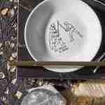 Corelle Vitrelle Disney Star Wars Doodles Appetizer Plates 17cm 8-Piece