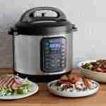 Instant Pot Duo Gourmet 9-in-1 5.7L Multi Pressure Cooker